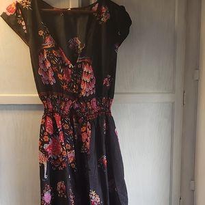 kimono Dresses - Kimono Style XL Summer Dress Boho Beachy Festival